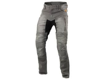Parado Lady Bikers Jeans, grey, length 32
