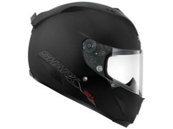 Race-R Pro mattschwarz Motorradhelm