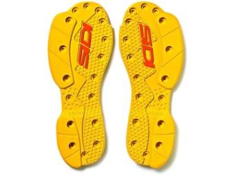 Supermotard soles yellow