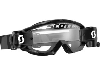 Tyrant WFS Clear Works Motocross Brille