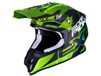 VX-16 Air Albion Motocross Helm