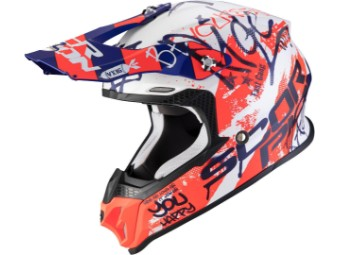 VX-16 Air Oratio Motocross Helmet