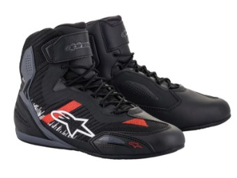 Faster 3 Rideknit motorcycle shoes