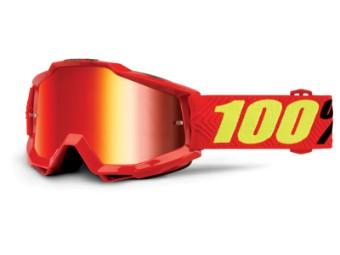 Accuri Extra Motocross Brille