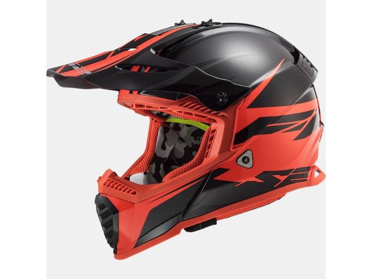 ls2 mx437 fast evo roar