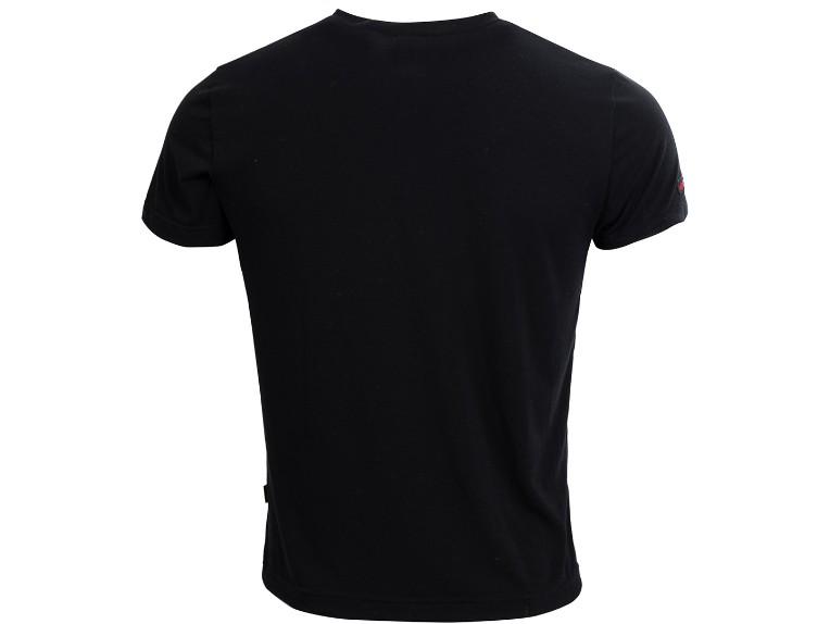 outlast t-shirt back