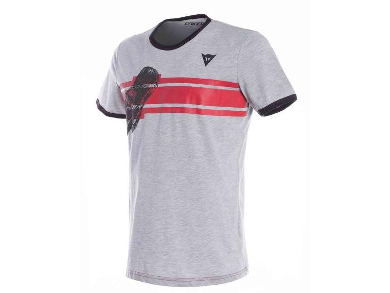 t-shirt glove grey