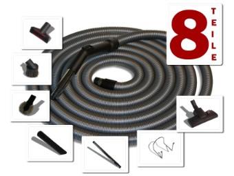 Saug-Set 8 tlg. mit Standard-Schlauch