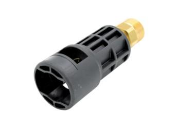 Adapter Kränzle-Gerät auf Kärcher Zubeh. M 22 AG auf Kärcher Bajonett