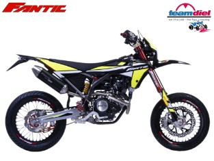 125 XMF Super-Moto Competition