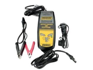 Batterie-Ladegerät und Ladeerhaltung (Mady by OptiMate)