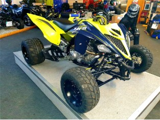 700 Raptor SE Super-Moto