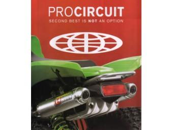 PRO CIRCUIT Auspuff T-4 Dual-System