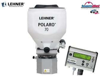 POLARO® E 12 V-Streuer mit elektronischer Dosierung