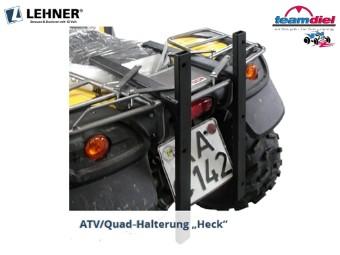 """ATV/Quad‑Halterung """"Heck"""""""