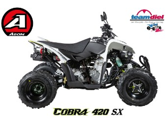 420 SX mit LOF