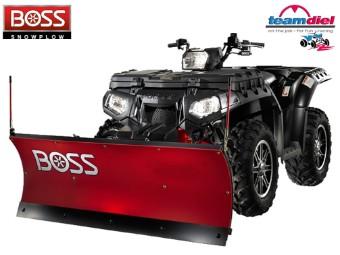 BOSS-Schneeschild voll hydraulisch