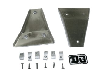 Skid-Plate A-Arms Alu Fat