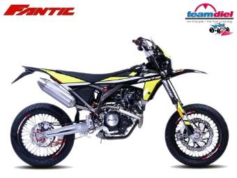 125 XMF Super-Moto Performance