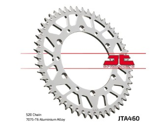 JT Kettenrad Aluminium
