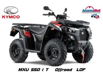 550 MXU i.T. LOF