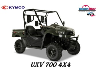 700 UXV SxS 4x4