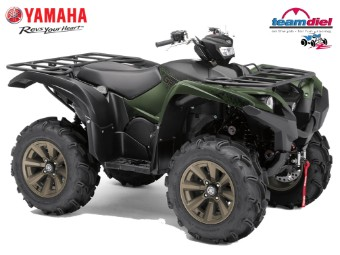 700 Grizzly 4x4 EPS SE 2021