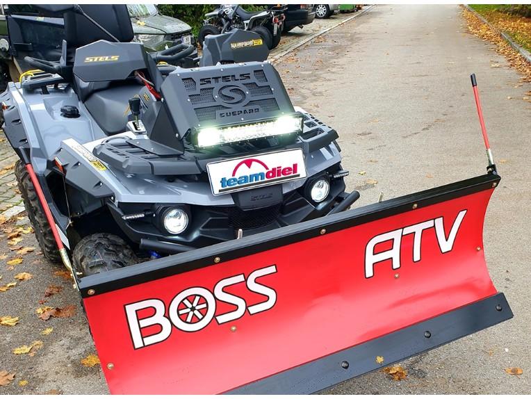 BOATV 4, BOSS Schneeschild