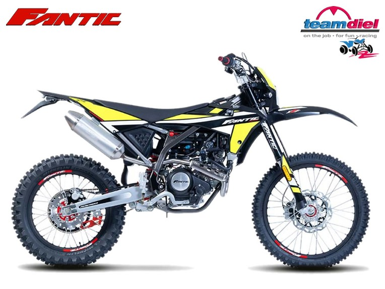 FANTIC 125 XEF Enduro Performance, ZFMFA130MMU002270