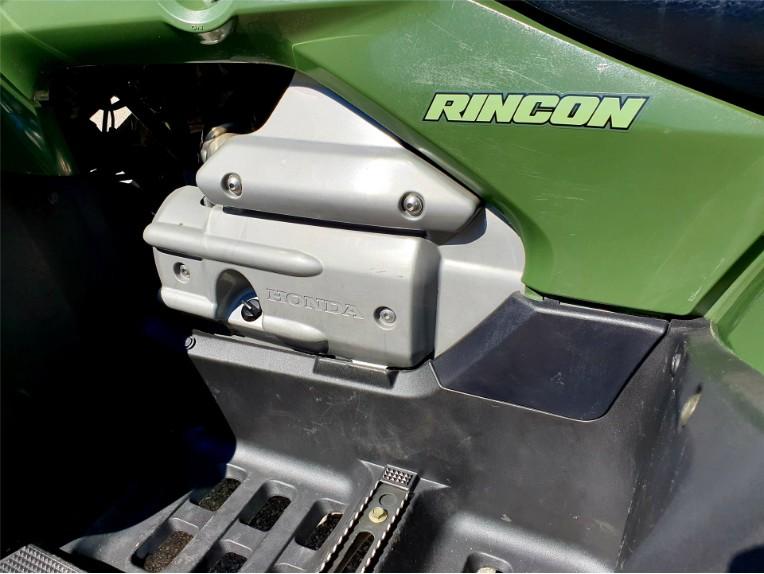 HONDA TRX 650 RINCON, 478TE28464A103398