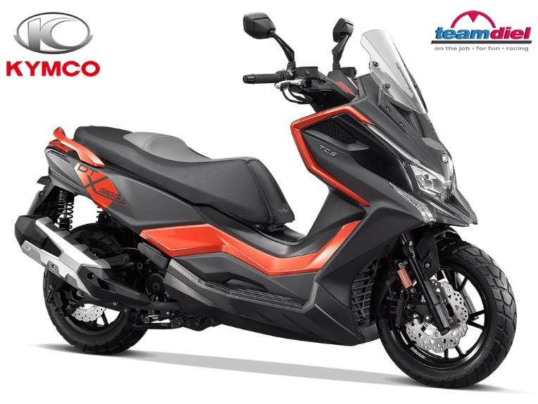 KYMCO 360 DT-X i, RFBE7000
