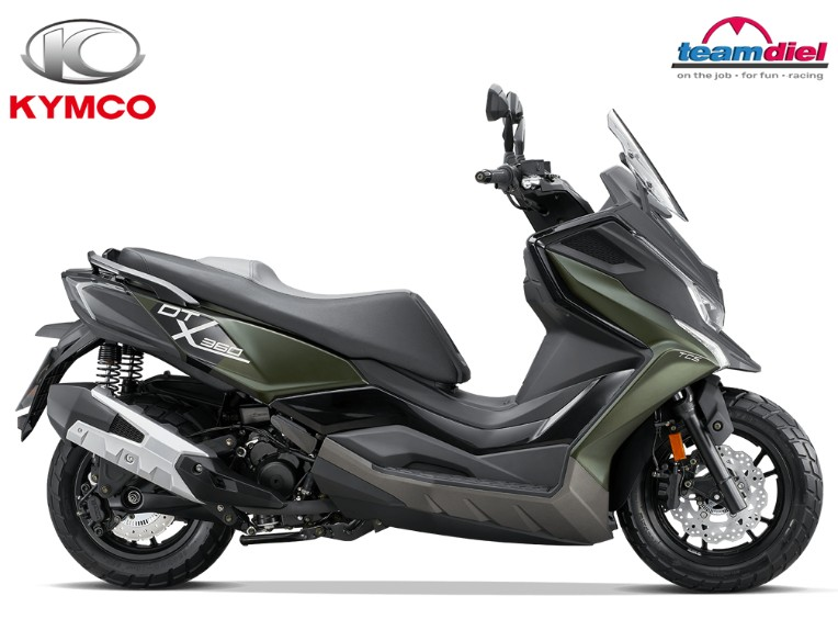 KYMCO 360 DT-X i, RFBE70000M1900137