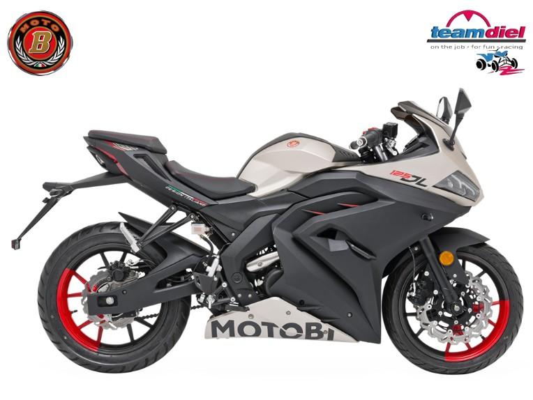 MotoBi 125 DL Strada ABS