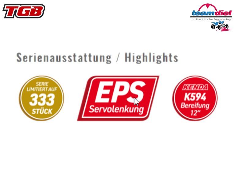 TGB 550 BLADE EPS Limited 4x4, RFCFTGTBAMY029643