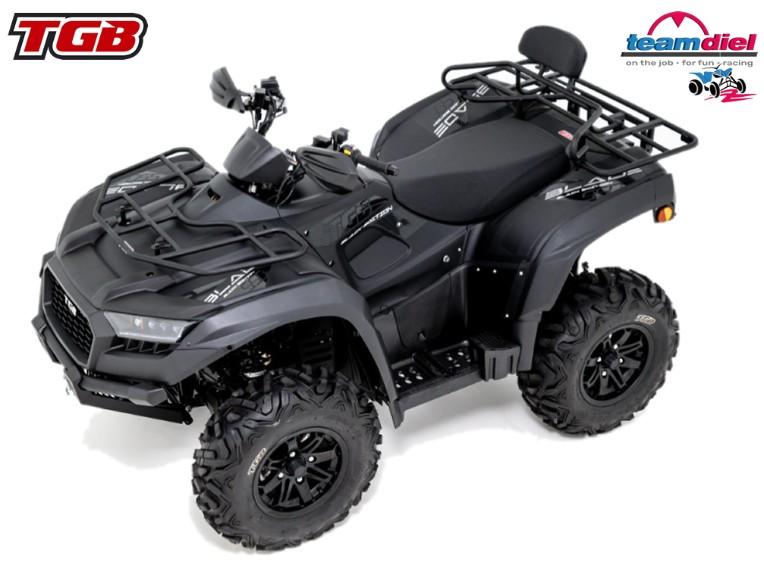 TGB 550 BLADE FL EPS Black-Ed 4x4, RFCFTGTBEMY029604