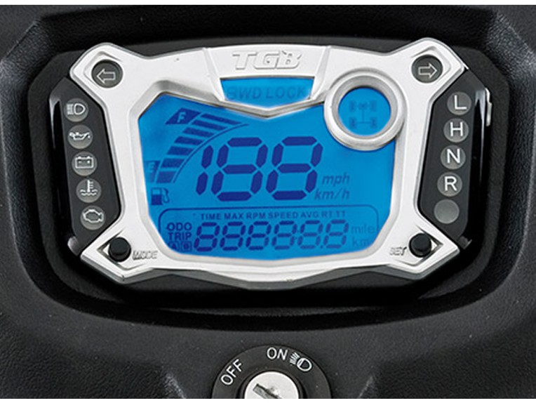TGB 550 BLADE FL Touring 4x4, RFCFTGTBFMY029588