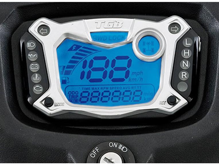 TGB 600 BLADE FL EPS Touring 4x4, RFCFTHTBCMY010884