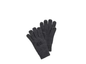 Heathered Knit Gloves