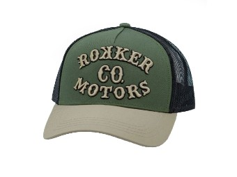 Cap Motors Trukker