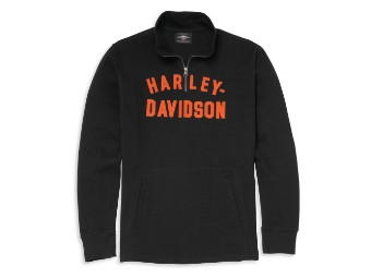 Pullover Racer Front
