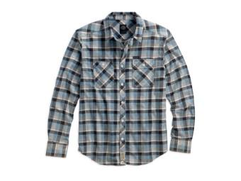 Workwear Longsleeve Cotton Twill