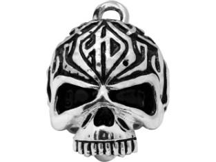 Tribal Skull Ride Bell