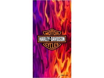 Badetuch Harley Multicolor