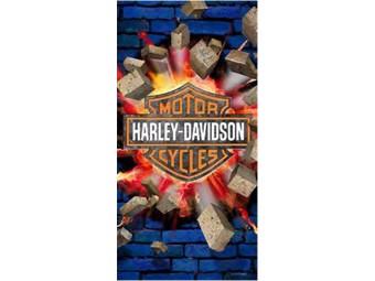 Badetuch Harley Brick