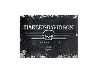 """Magnet """"Skull Logo"""""""