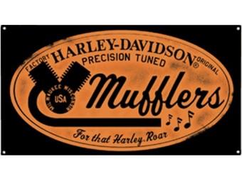 HD Mufflers Roar