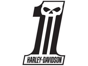 HD Dark Custom #1 Sign