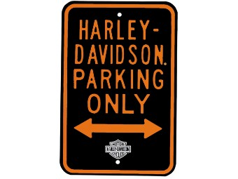 HD Parking Only Sign