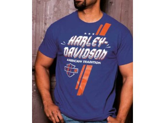 T-Shirt Blue Streak