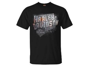 T-Shirt Iron Freedom